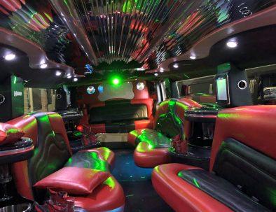 Hummer Interior