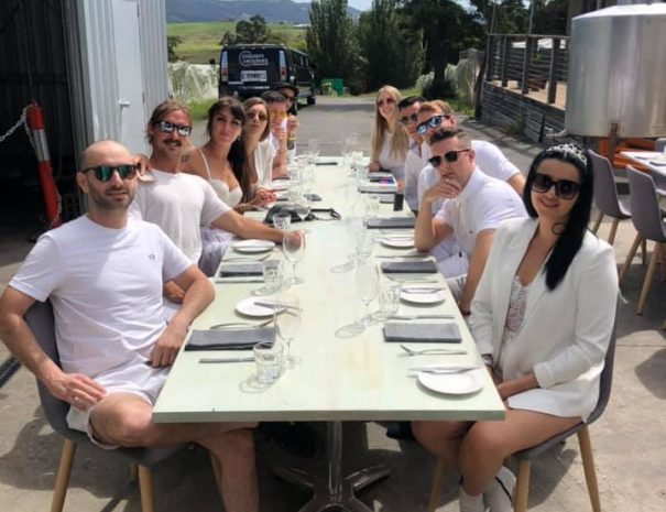Winery Lunch2