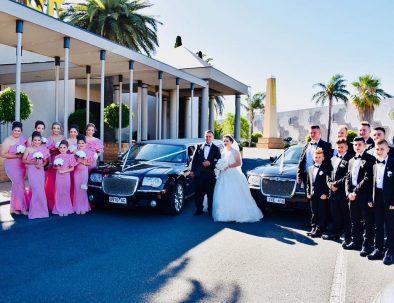 wedding limousine hire melbourne