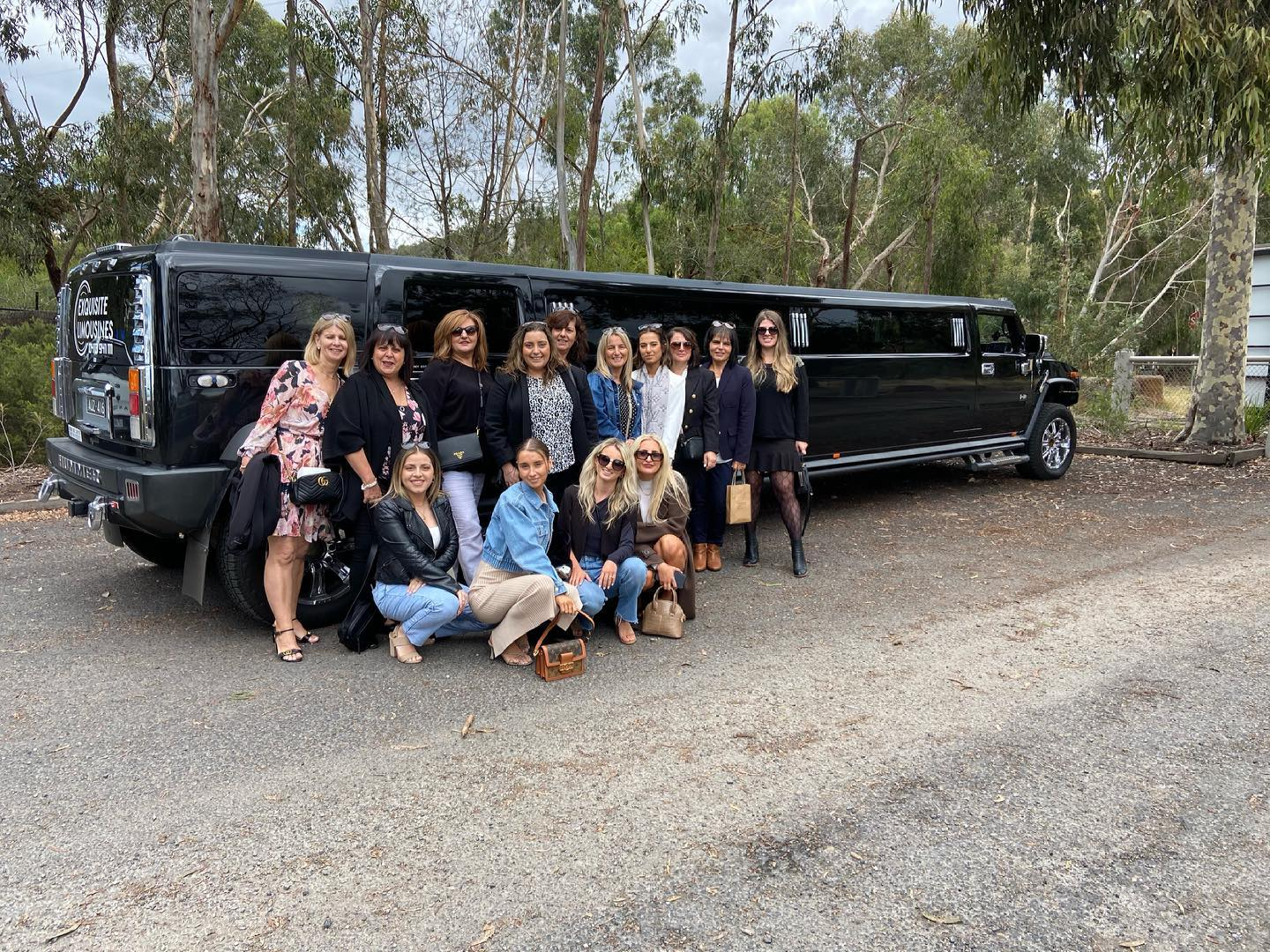 Limo hire for Party